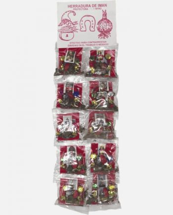Amulette de poche Fer à cheval Mexique (tablette de 10 unités)
