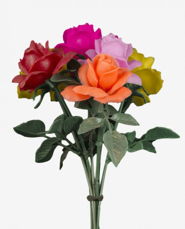 Roses tige (40cm)
