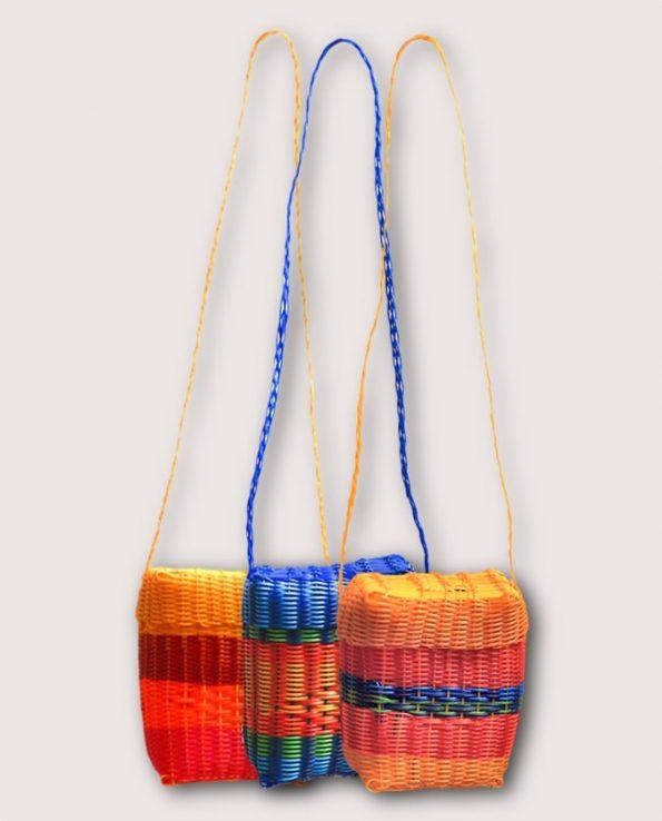 sac artisanal forme gamelle