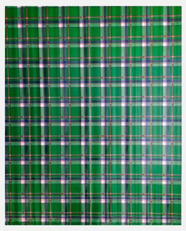 Toile cirée (par rouleau de 11m*120cm), Escoces vert