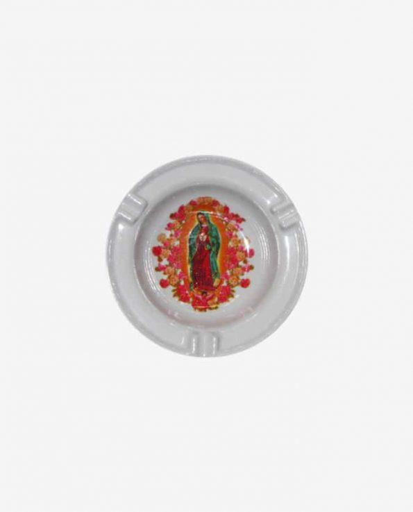 Service Vierge de Guadalupe, Cendrier