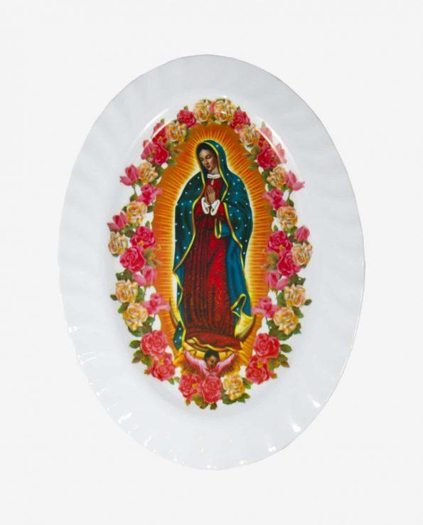 Service Vierge de Guadalupe, Plateau