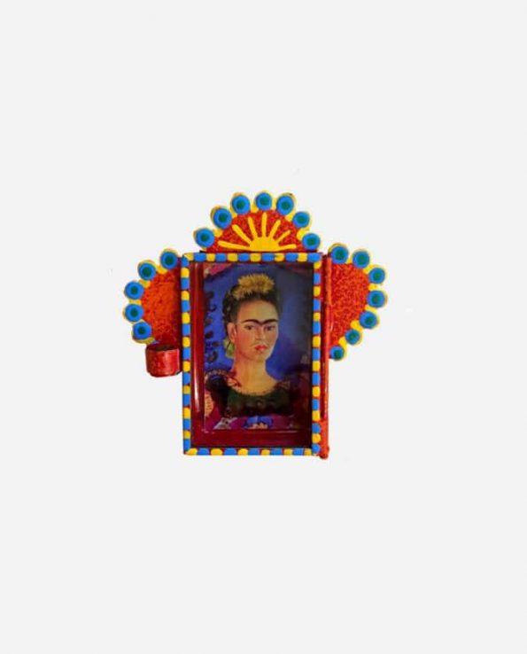 vitrine niche micro frida kahlo