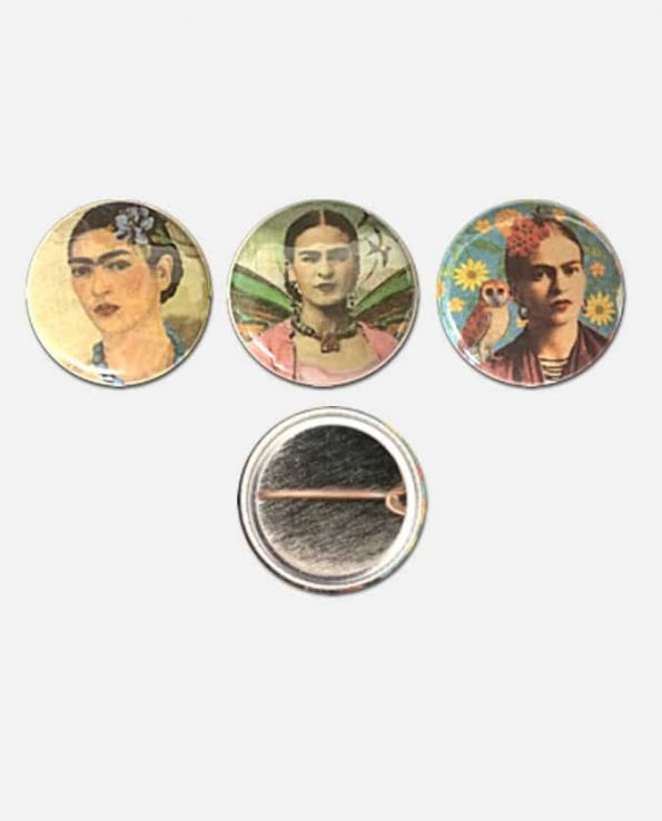 Badge 25mm Frida