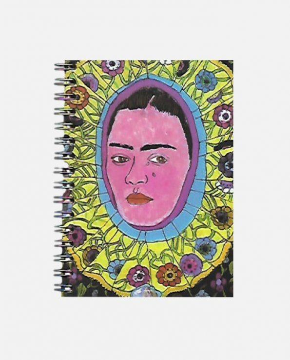Carnet Frida 10,5x14,0cm