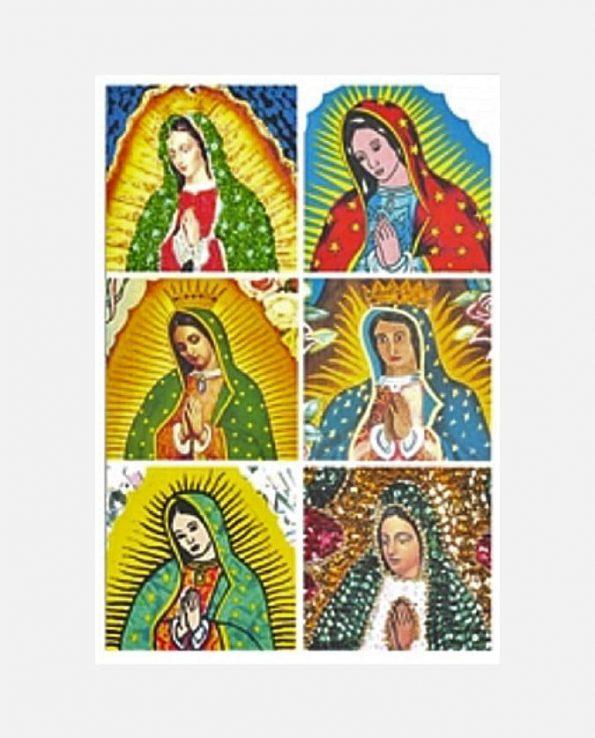 Carte Vierges 12x17,5 +enveloppe