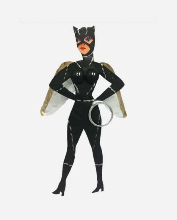 Figurine ange superhéro, Catwoman