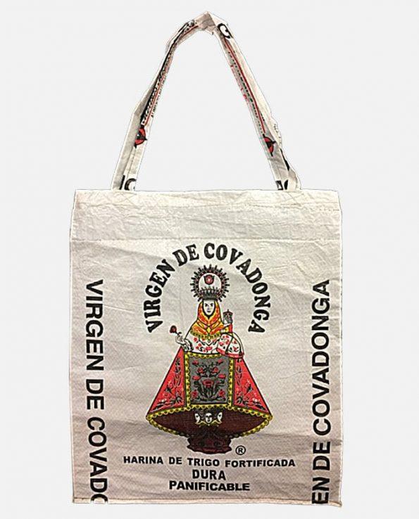 Sac recyclé Virgen de Covadonga