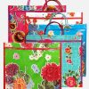 Oilcloth shopping bag Large