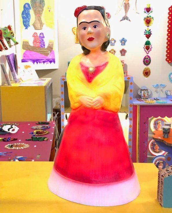 Lampe Frida Kahlo Egmont Toys