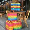 Le tout simple cabas plein de couleurs - Tienda Esquipulas