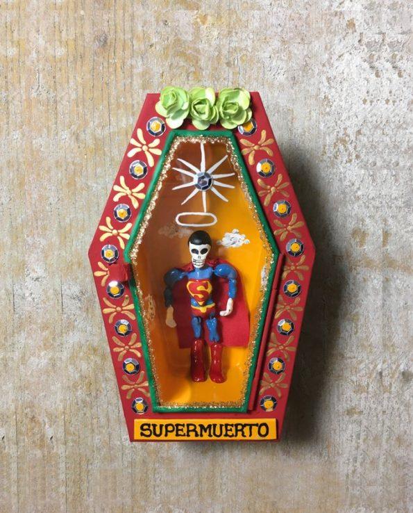 Cercueil Super Muerto - Tienda Esquipulas