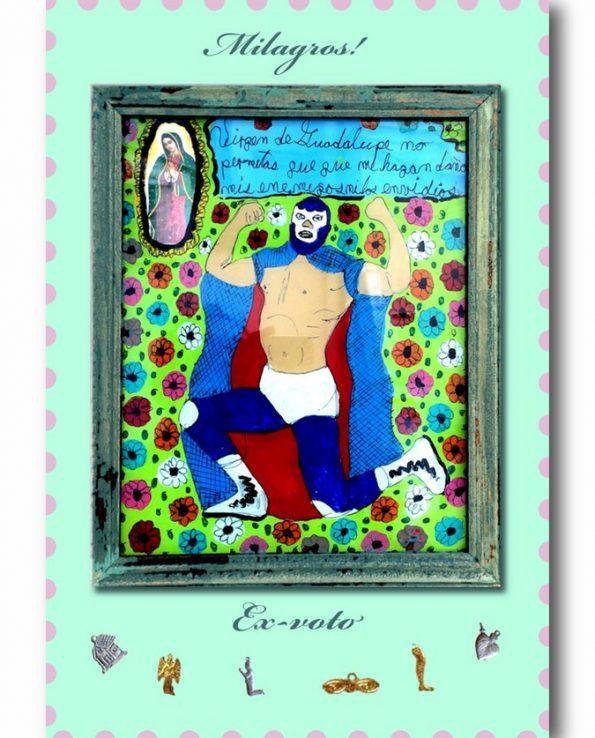 Carte postale Milagros
