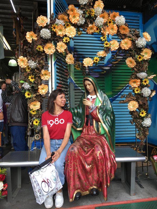 Ana Carrillo Tienda Esquipulas - Mexique 2019