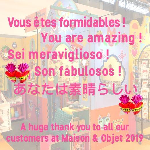 Remerciement Tienda Esquipulas Maison et Objet 09 2019 – small