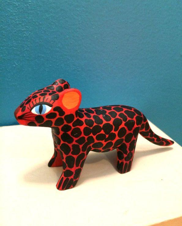 Alebrije du Guatemala - Jaguar