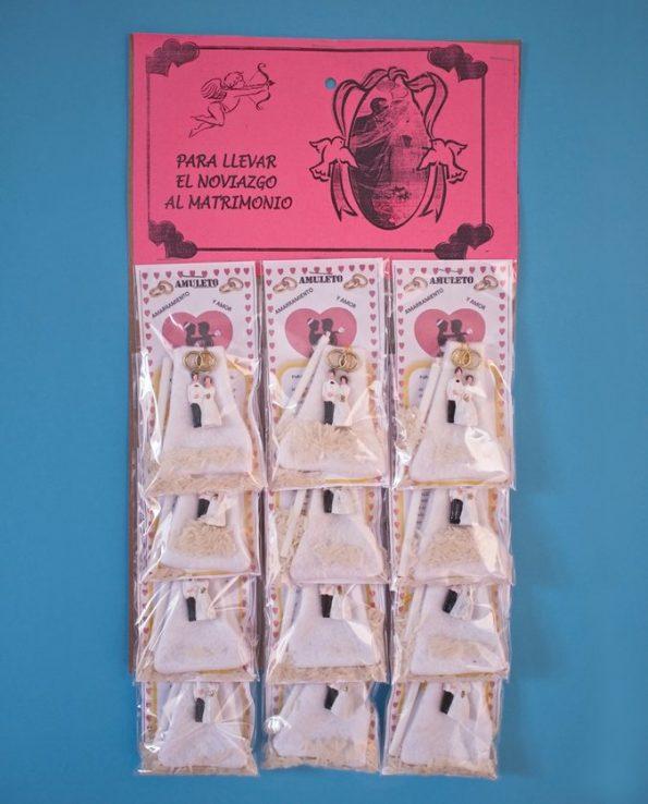 Amulette de la chance (carton de 12 unités) - Matrimonio