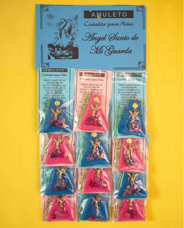 Amulette de la chance (carton de12 unités) - Angel de la guardia