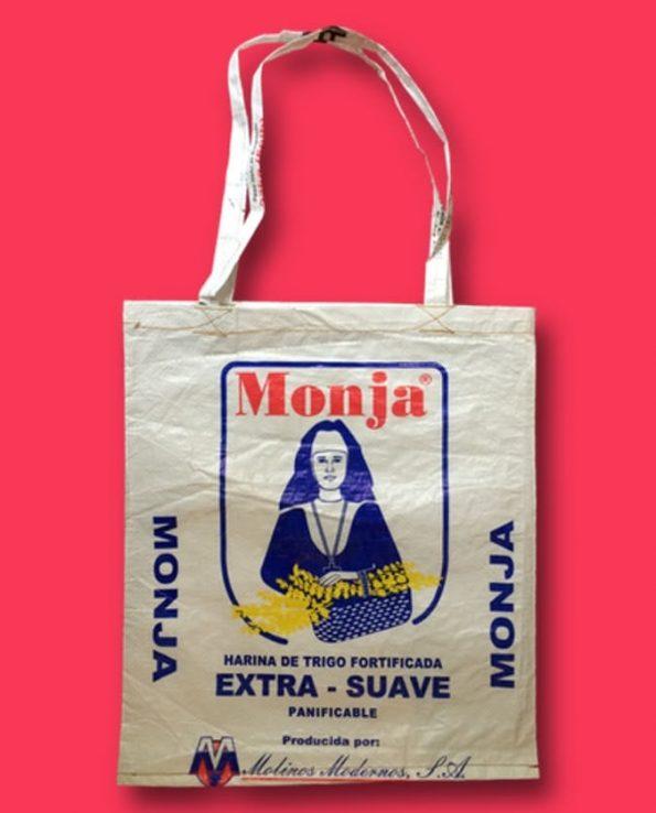 """Sac cabas écologique """"La Monja"""""""