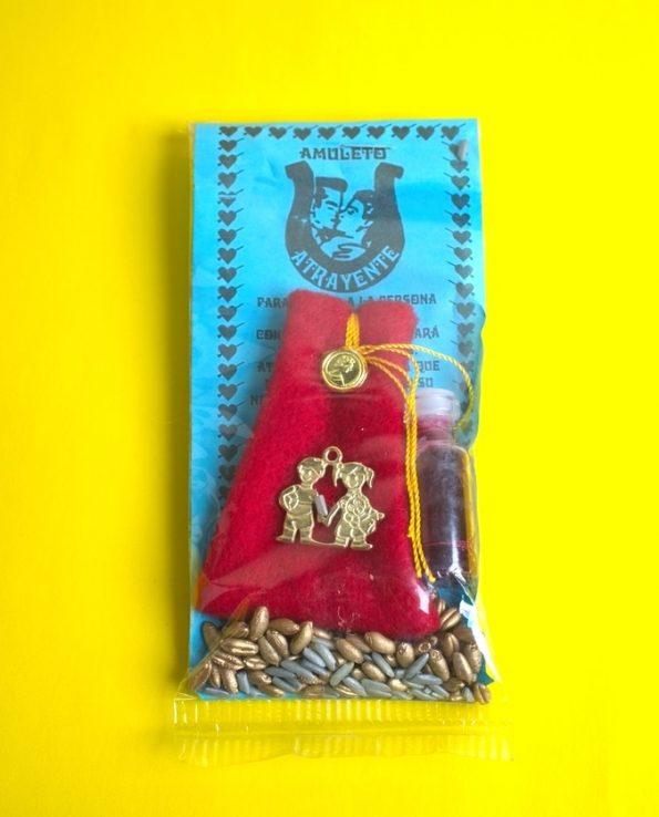 Amulette de la chance (carton de 12 unités) - Persona amada - Détail