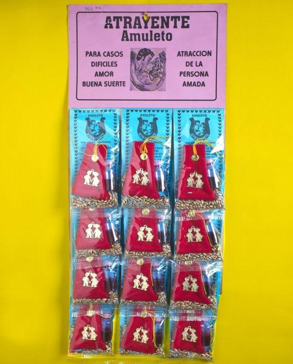 Amulette de la chance (carton de 12 unités) - Persona amada