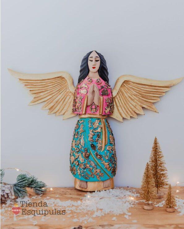 Ange serti de milagros