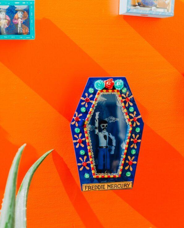 Cercueil Freddie