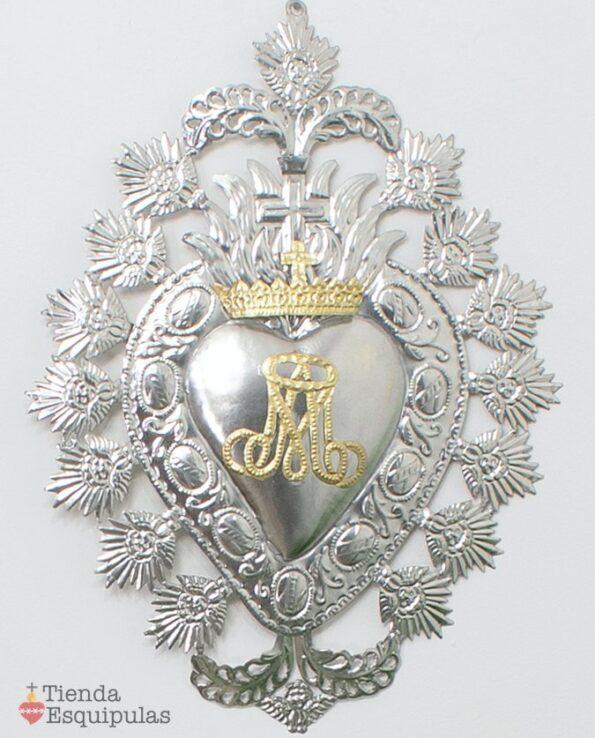 Très grand coeur sacré de Marie