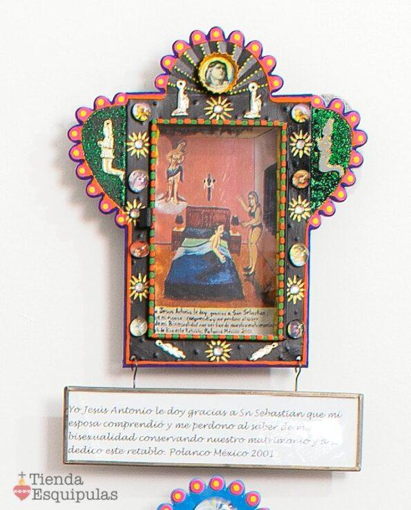 Nicho retablo - L'enfant
